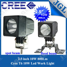 new 10w/20w/40w/60w support beams light 4X4 Auto Bus head lamp Toyota Corolla led working light