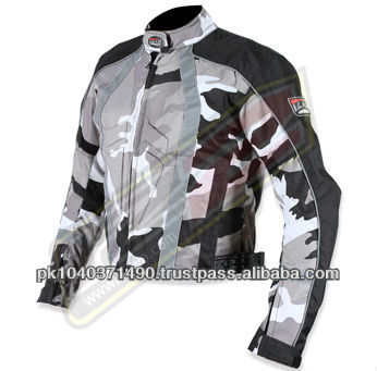 Custom Men kawasaki Motorbike Textile leather Jacket 600D motorcycle cordura jacket
