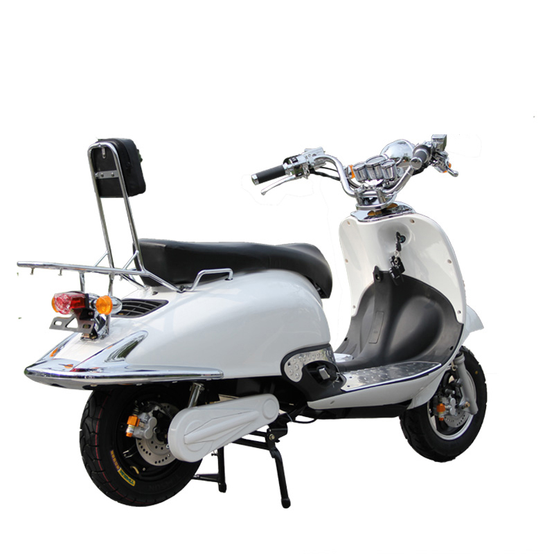 Japan 500W Full Size Electric Motorcycle