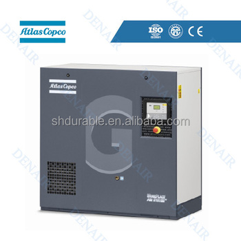 Atlas Copco ga 75 price VSD Screw Air Compressor, China supplier