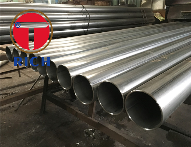 Top quality Wear-Resistant High Alloy Steel Properties Welded Tube pros