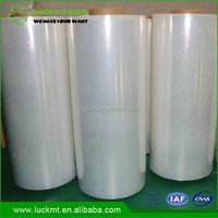 China Supplier Packaging Materials Clear Jumbo PE Stretch Film