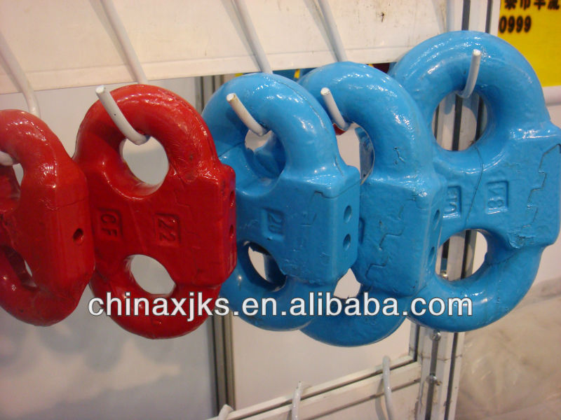 G80 anchor chain connecting link