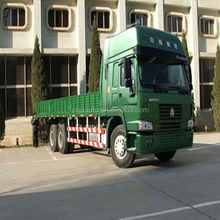 SINOTRUK HOWO 6x4 commercial vehicle with good quality