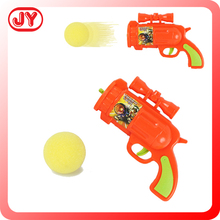 Interesting shooting gun toy sponge ball toy gun