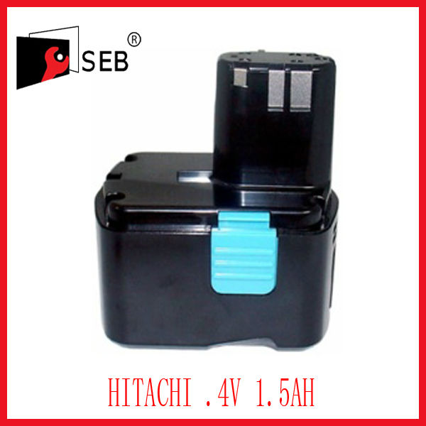Power tool battery 14.4V(1.5Ah)for Hitach Cordless Drill Battery for Hitachi