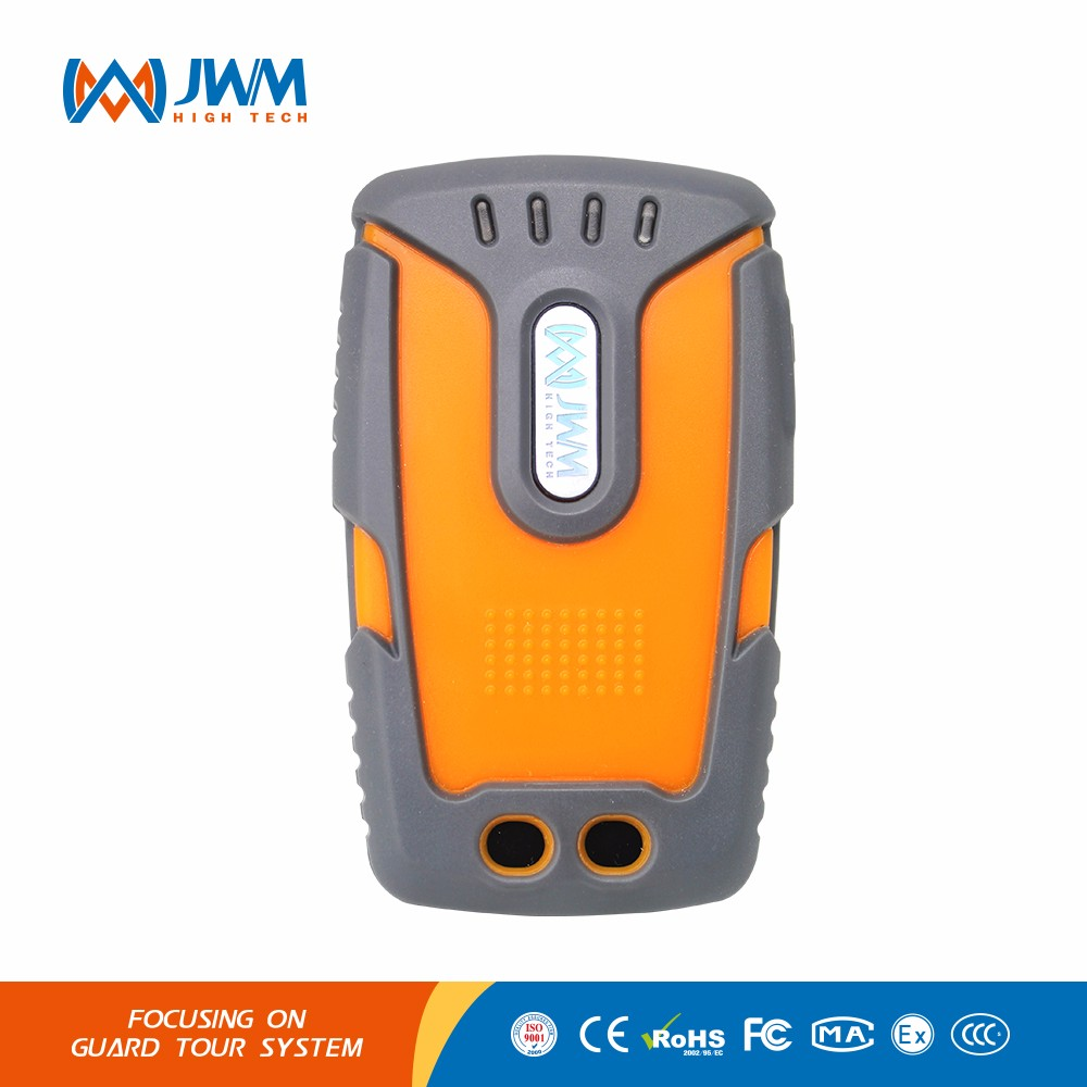 2017 JWM Cloud Software GSM Security Wand Patrols With Real-time Transmit