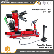 garage equipment service heavy duty used truck tyre changer