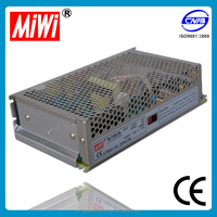 Q-120B 120w quad output switching power supply 12 volt power supply