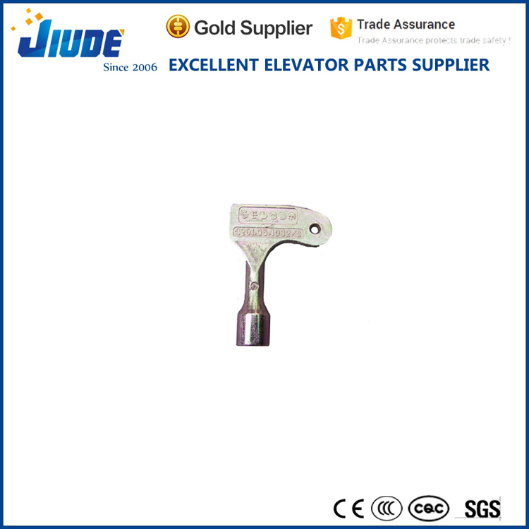 Free Sample Elevator Parts Selcom Triangle Key