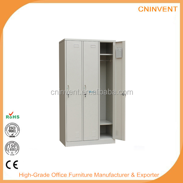 high quality steel locker,wardrobe steel cabinet,clothes steel locker