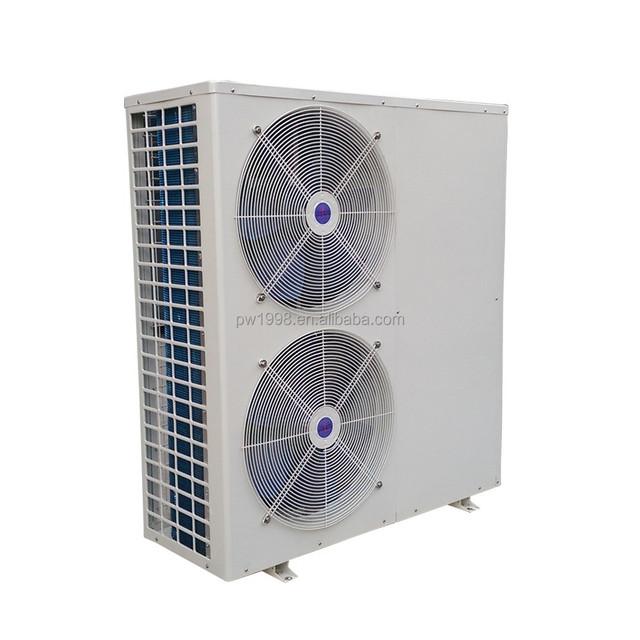 EN14825 Eaton A/C contactor 220V high efficiency dc inverter air to water heat pump