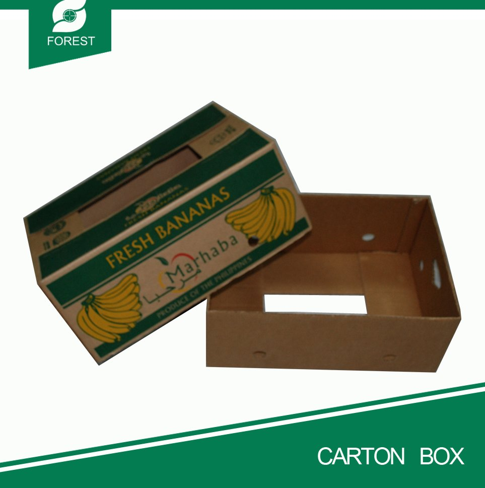 CHEAP BANANA PACKING CARTONS BOXES ON SALE
