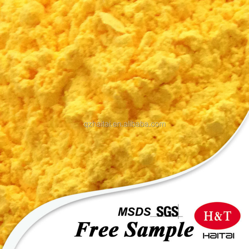 yellow foam rubber matting blowing agent ac6000