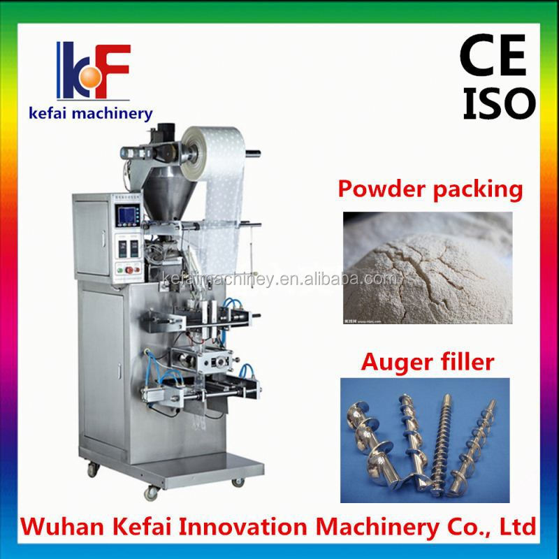 accord powder for cooking packing machine