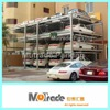 3 Levels Lifting Sliding Automatic Smart Car Parking Hotel Parking
