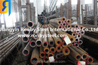 aisi 1010 hot rolled seamless steel pipe for structural