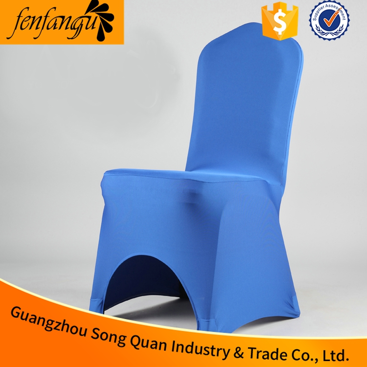 Factory price garden spandex wedding chair cover from China factory