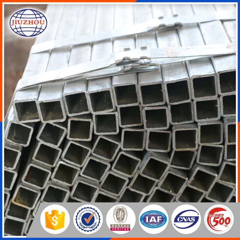 Q215 Building Material Black Annealing Building Square Tube