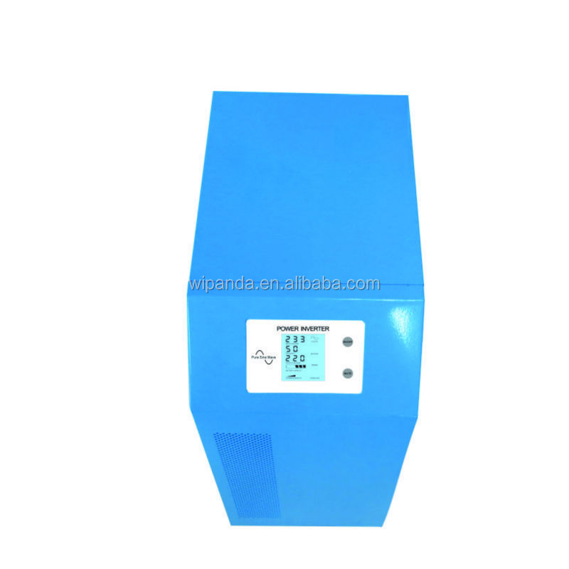 dc to ac conversion modular design full power 4KW solar wind turbine voltage regulator inverter