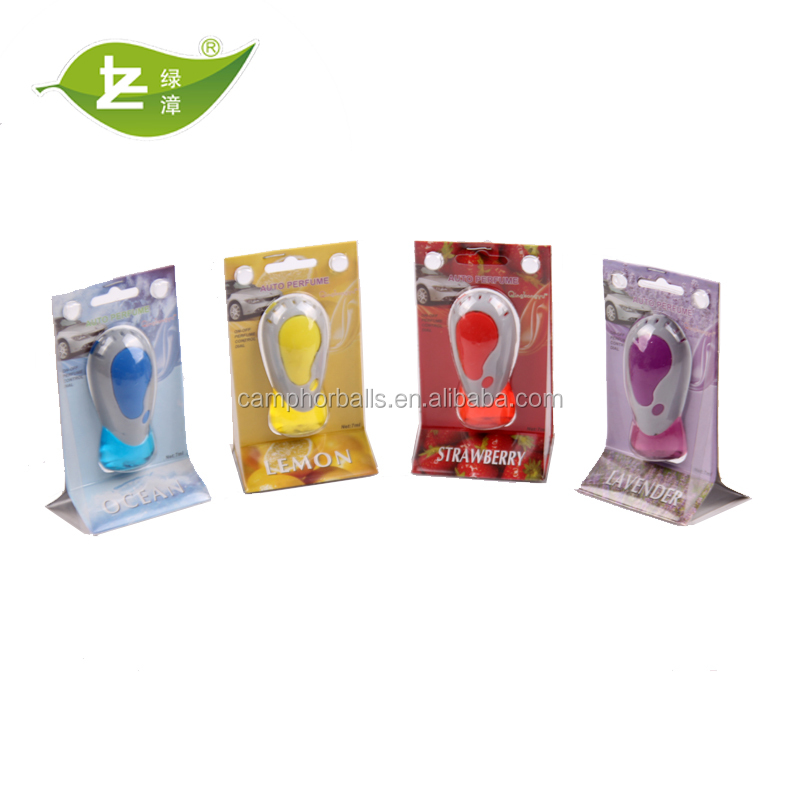 High Quality 8ML Car Vents Perfume