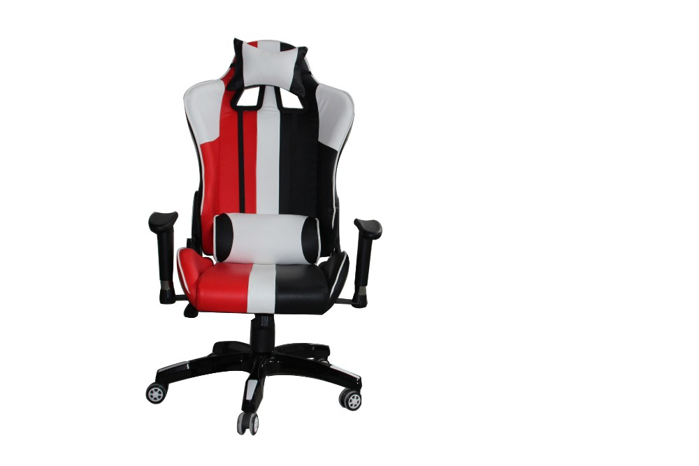 modern style racing adjustable leather chair ,recliner chair ,high back