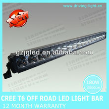 HOT Off-road LED Working Light bar,Cree LED Bar Lights For Truck,ATV's Auto Tuning Lights