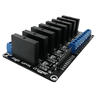 LinkYH-82 1-8 Channel 5v12v24v high level dc control ac solid state relay module