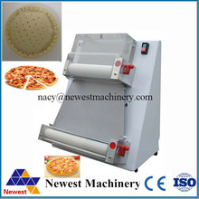 Electric Stainless Steel Bakery pizza roller machine/Non-stick Pizza Dough Ball Machine/automatic pizza machine