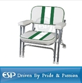 86601-03 Deluxe folding marine deck chair