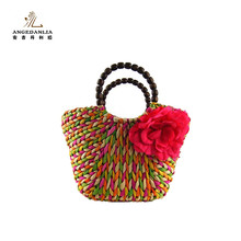 Fashion style ethnic bohemian best selling cheap price women cute tote bags