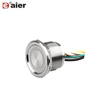 22mm Push Button Switch with Wiring LED