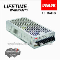 NES-200-24 100 volt dc power supply with CE ROHS approved