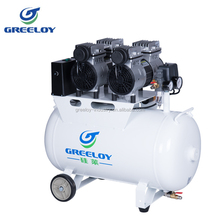 oilless and silent industrial air compressor with pressure switch