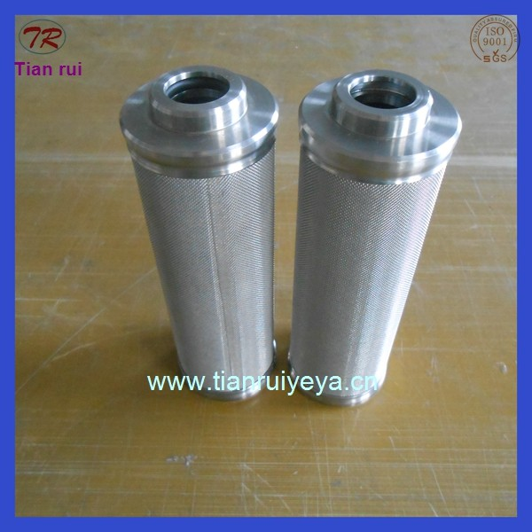Replacement Indufil Dry Gas Seal Filter Elements INR-S-00085-D-SPG-ED