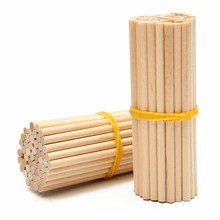 China Manufacture OEM Round Popsicle Stick
