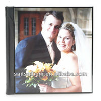 QA_32X digital photo album cover PHOTO LEATHER digital WEDDING ALBUM cover