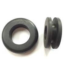 Eco-friendly food grade silicone rubber grommets