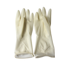 Medical Operation sterile Latex surgical Gloves