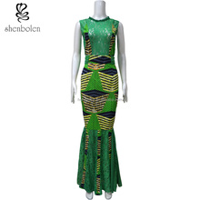 New fashion African designs African dashiki women clothes for wedding dress wholesale price list