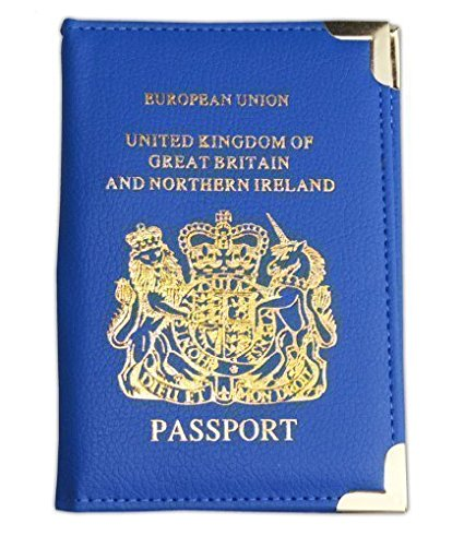 PU Leather New Design Protector Cover Wallet Business Travel Passport Holder