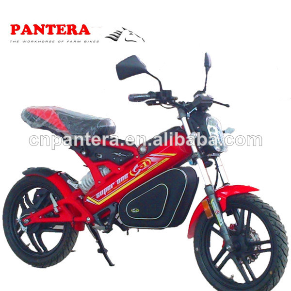 PT- E001 EEC New Model Cheap Good Quality Portable Folding Electric Pit Bike 125