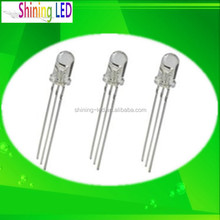 Through Hole Package Type Ultra violet Dip F5 390nm 395nm 400nm 405nm 5mm UV Led Diode 395 nm