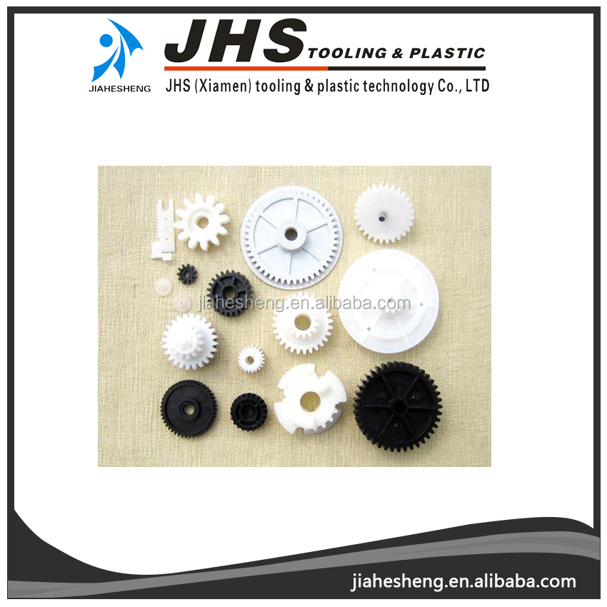 Professional Mould Factory Export ABS Nylon Plastic Worm Gear Mold