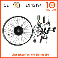 City electric bike conversion kit, 700c electric bike motor 1000w electric bike kit