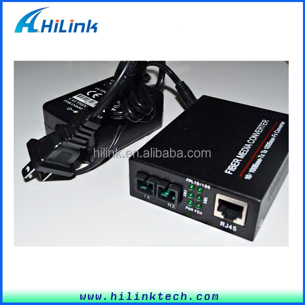 Optic Module Fiber Transceiver Media Converter