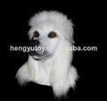 Realistic Poodle Lovely Dog Head Mask Latex Costume animal mask