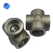 high quality carbon steel 3 way elbow pipe fittings