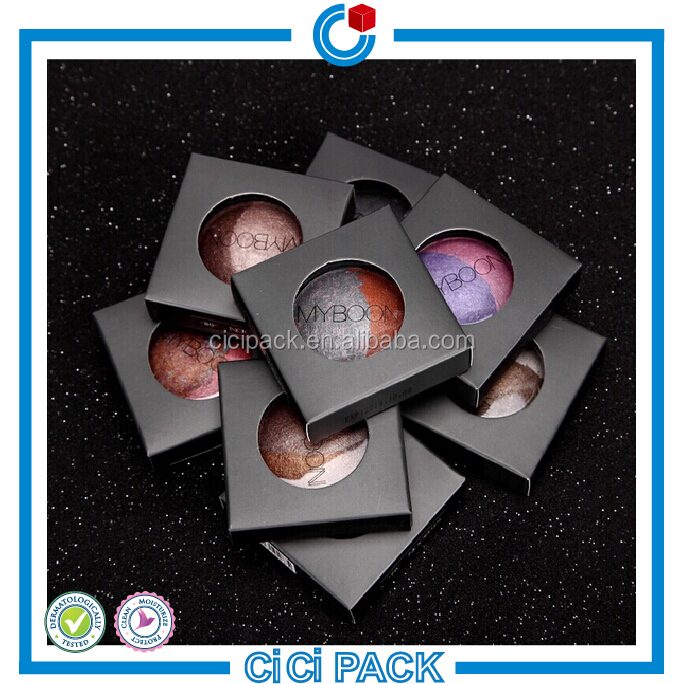 Excellent quality single eyeshadow palette packaging