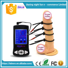 Electric Shock Cock Ring Treatment Penis Ring Sex Toys For Men Electro Sex Kit Medical Toys XY800039724